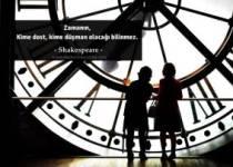 Zaman İle İlgili Sözler