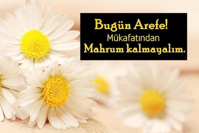 Arefe Günü Sözleri ve Mesajları