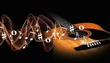 Gitar ve Nota