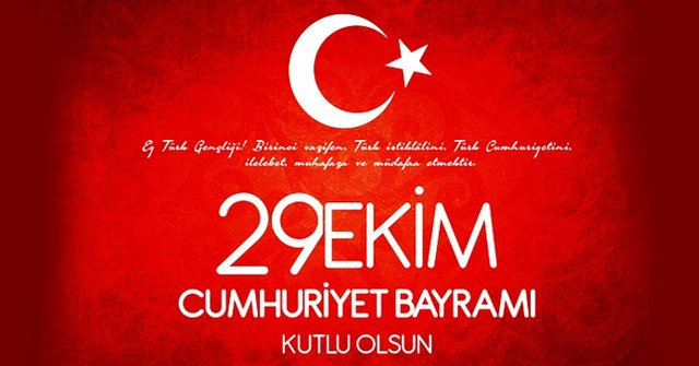 Cumhuriyet Bayramı Mesajları