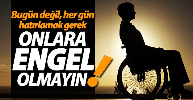 3 Aralık Dünya Engelliler Farkındalık Günü Sözleri ve Mesajları