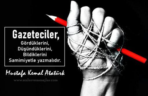 3 Mayıs Dünya Basın Özgürlüğü Günü Mesajları