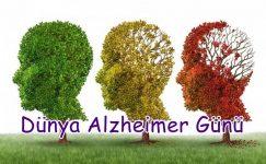 Dünya Alzheimer Günü Sözleri ve Mesajları